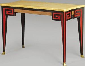 Coard, table galuchat