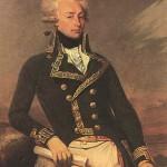 Portrait de Gilbert de Lafayette