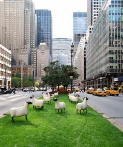 lalanne mouton Park av.