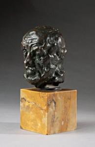 Rodin bronze
